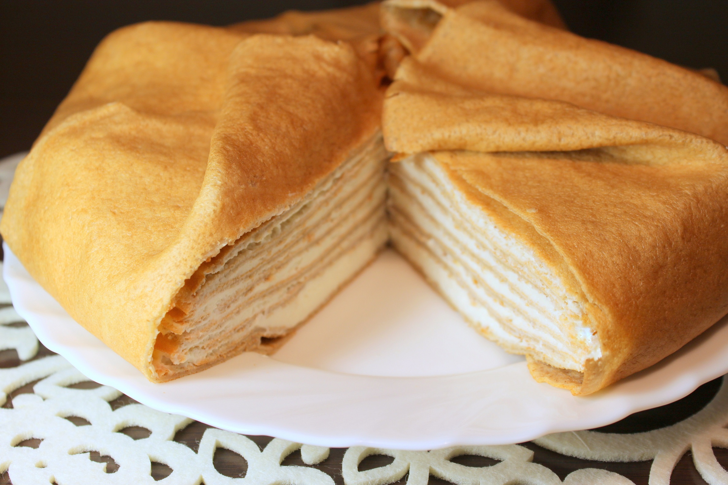 крем для тортов рецепты из сметаны