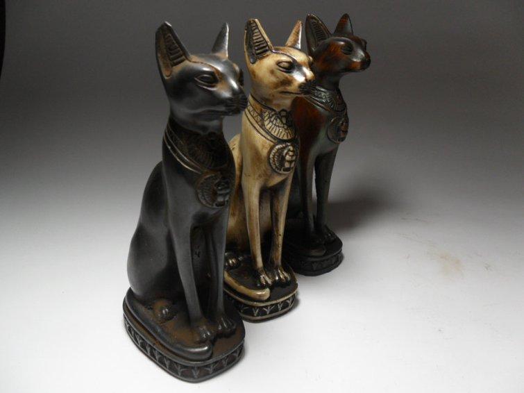 Цена на статуэтку кот