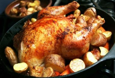 Рецептов горячих блюд с фото