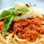 Итальянская подача пасты