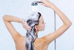 Мыть голову - правильно