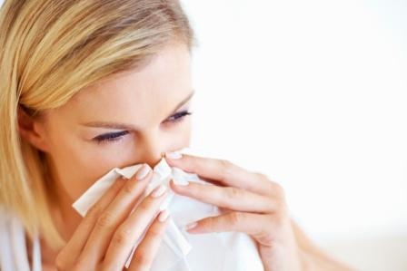 аллергия на пыль и пылевых клещей