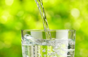 Вода вместо кофе