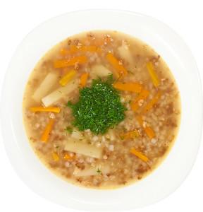 рецепт гречневого супа с мясом в мультиварке