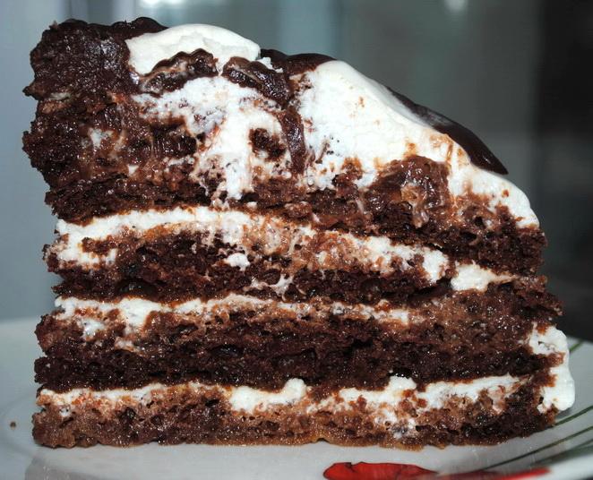 графские развалины рецепт с фото торт
