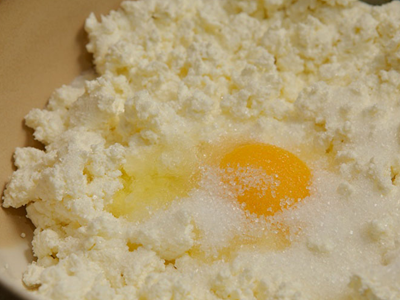 Нежные сырники из творога рецепт с фото пошагово в духовке