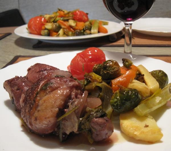 Что приготовить к белому вину на ужин