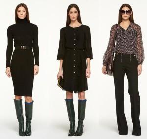 Варианты деловой одежды