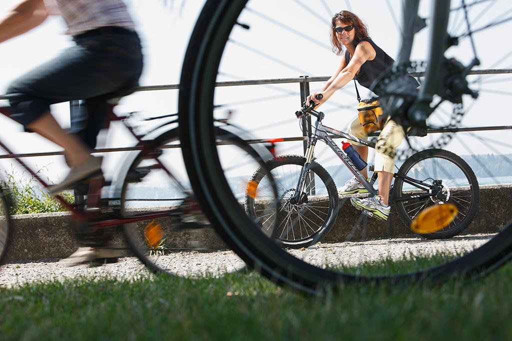 Езда на велосипеде для похудения — edimkaru