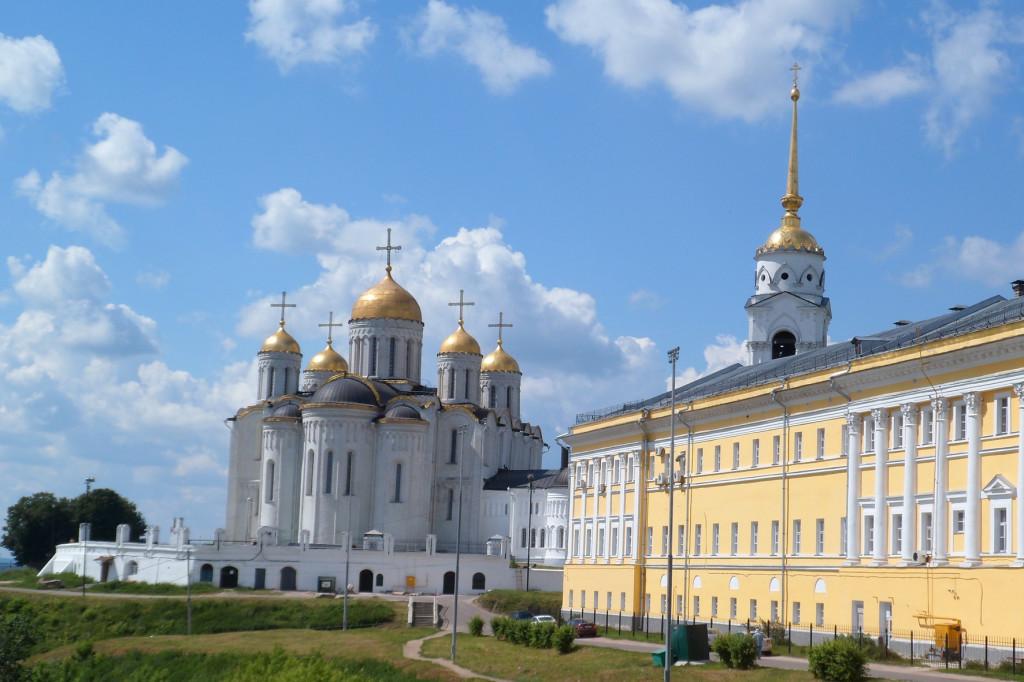 картинки в городе владимир до достопримечательности тем