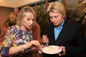 Королева и Басков