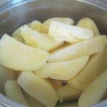Картофель на вареники