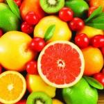 Фрукты-витамины