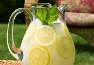 Мятный лимонад по-турецки