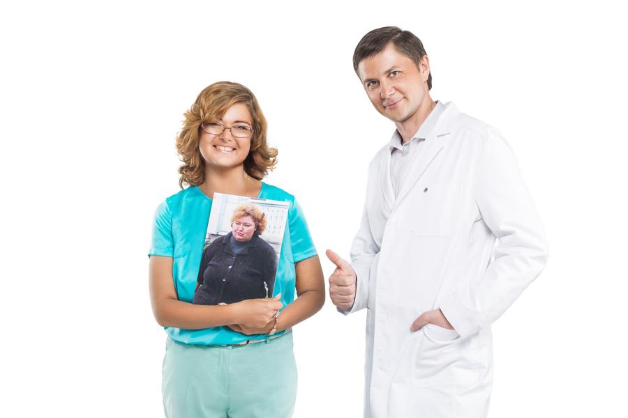 Похудение с доктором добрый