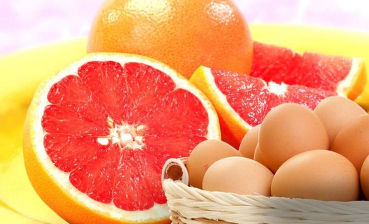 Диета Грейпфруты Белки Яиц. Эффективная и простая диета на грейпфрутах и яйцах. Быстро избавляемся от лишних килограммов